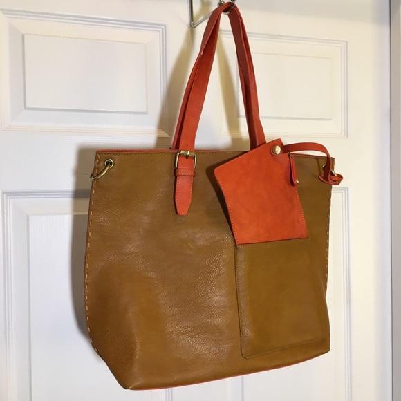 Shiraleah Handbags - Shiraleah Chicago Tote Bag